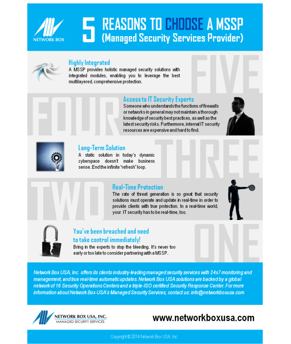Is a managed security services provider right for me?